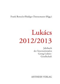 Cover Lukacs 2012 / 2013