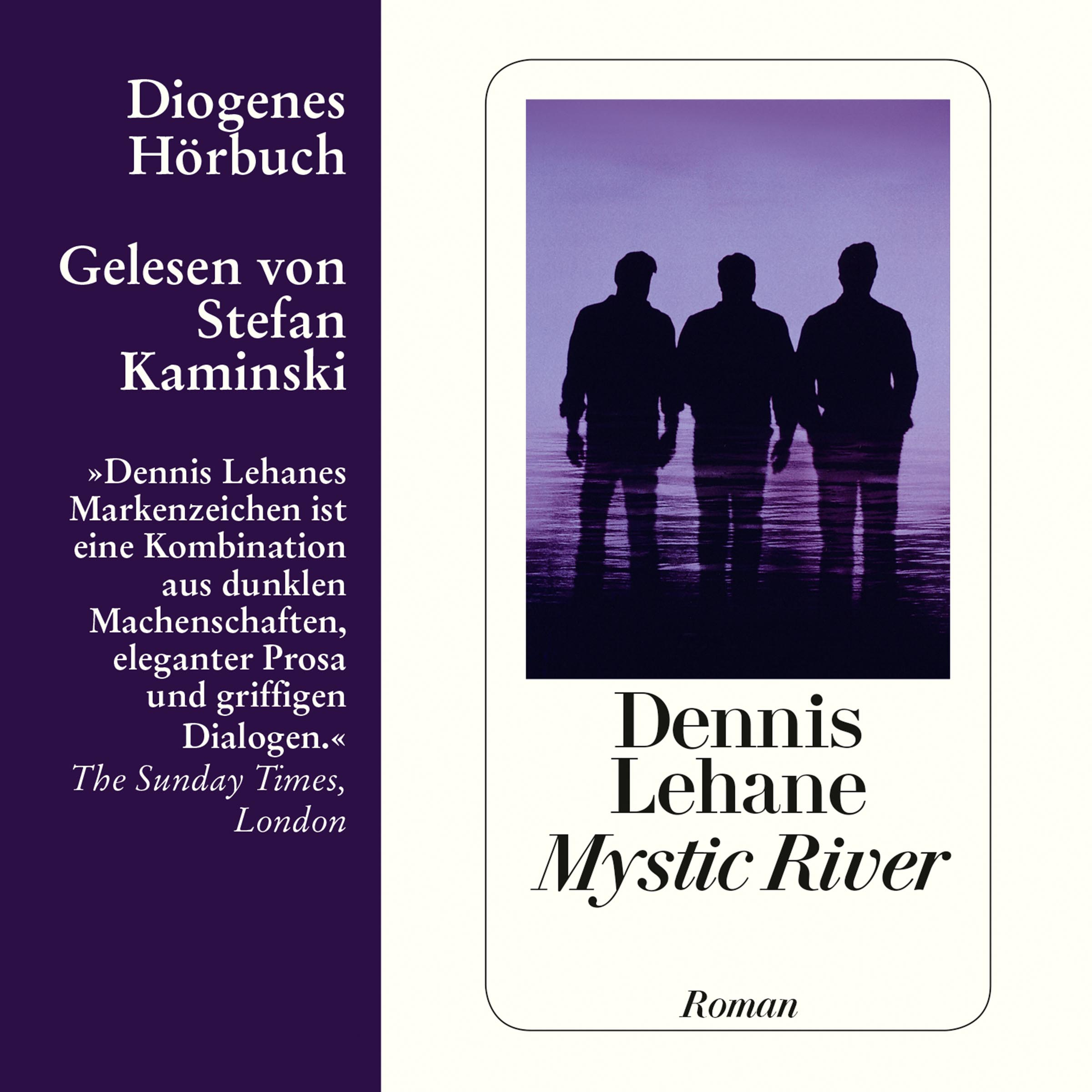 Cover Mystic River