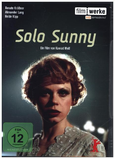 Cover Solo Sunny, 1 DVD (HD-Remastered)