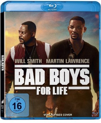 Cover Bad Boys for Life, 1 Blu-ray
