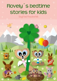 Cover Flovely's bedtime stories for toddlers - Sleep aid for kids