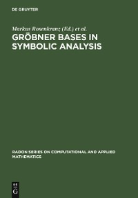 Cover Grobner Bases in Symbolic Analysis