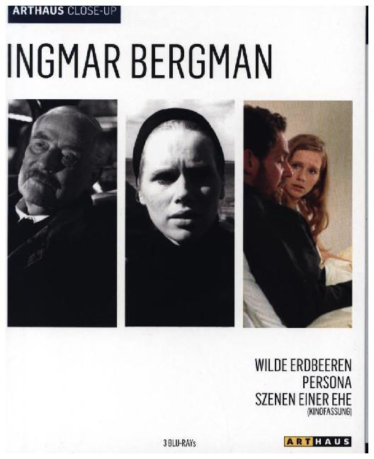Ingmar Bergman. Arthaus Close-Up