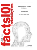 Cover e-Study Guide for: Delinquency in Society by Regoli, ISBN 9780073401546