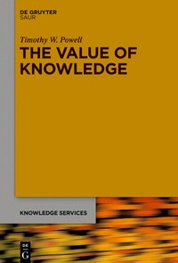 Cover The Value of Knowledge