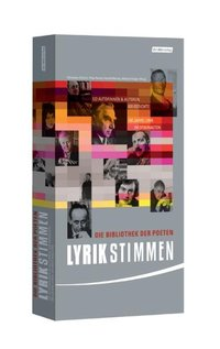 Cover Lyrikstimmen
