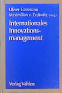 Cover Internationales Innovationsmanagement
