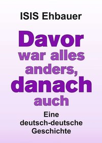 Cover Davor war alles anders, danach auch