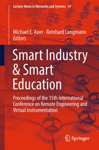 Cover Smart Industry & Smart Education