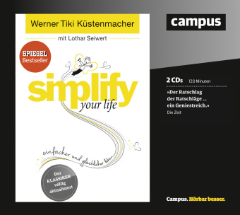 simplify your life, 2 Audio-CDs