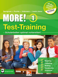 Cover MORE! 1 Test-Training
