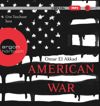 Cover American War, 2 MP3-CDs