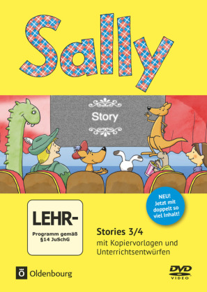 Sally 3./4. Schuljahr - Stories