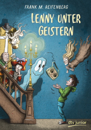 Cover Lenny unter Geistern