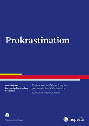 Cover Prokrastination, m. CD-ROM