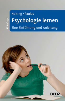Cover Psychologie lernen