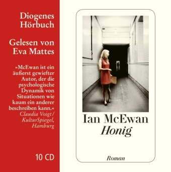 Cover Honig, 10 Audio-CDs