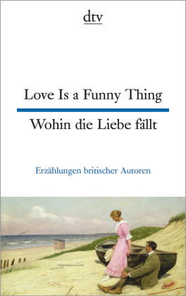 Cover Love Is a Funny Thing / Wohin die Liebe fällt