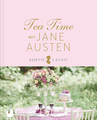 Cover Tea Time mit Jane Austen