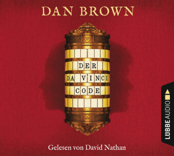 Der Da Vinci Code - Young Adult Adaption, 6 Audio-CDs