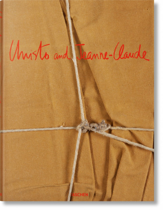 Cover Christo and Jeanne-Claude
