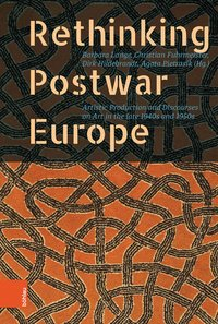 Cover Rethinking Postwar Europe
