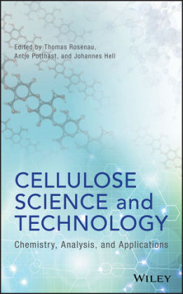 Cover Cellulose Science and Technology