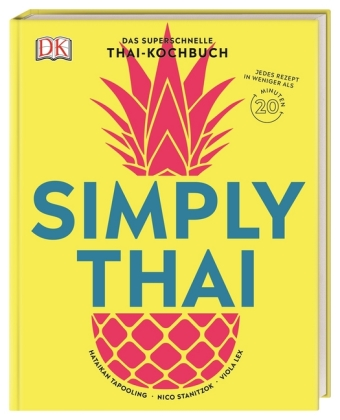 Cover Simply Thai