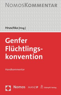 Cover Genfer Flüchtlingskonvention