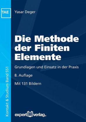 Cover Die Methode der Finiten Elemente