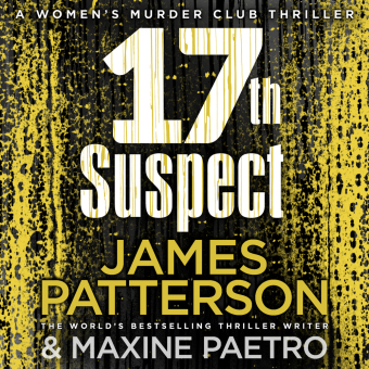 17th Suspect, 6 Audio-CDs