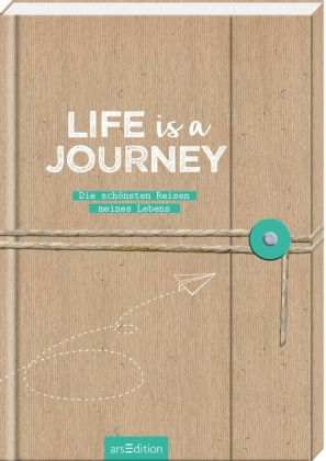 Cover Life is a Journey