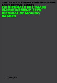 Cover 12th Biennial of Moving Images