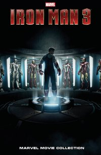 Cover Marvel Movie Collection: Iron Man 3