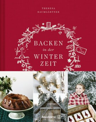 Cover Backen in der Winterzeit