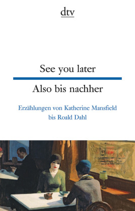 Cover See you later / Also bis nachher