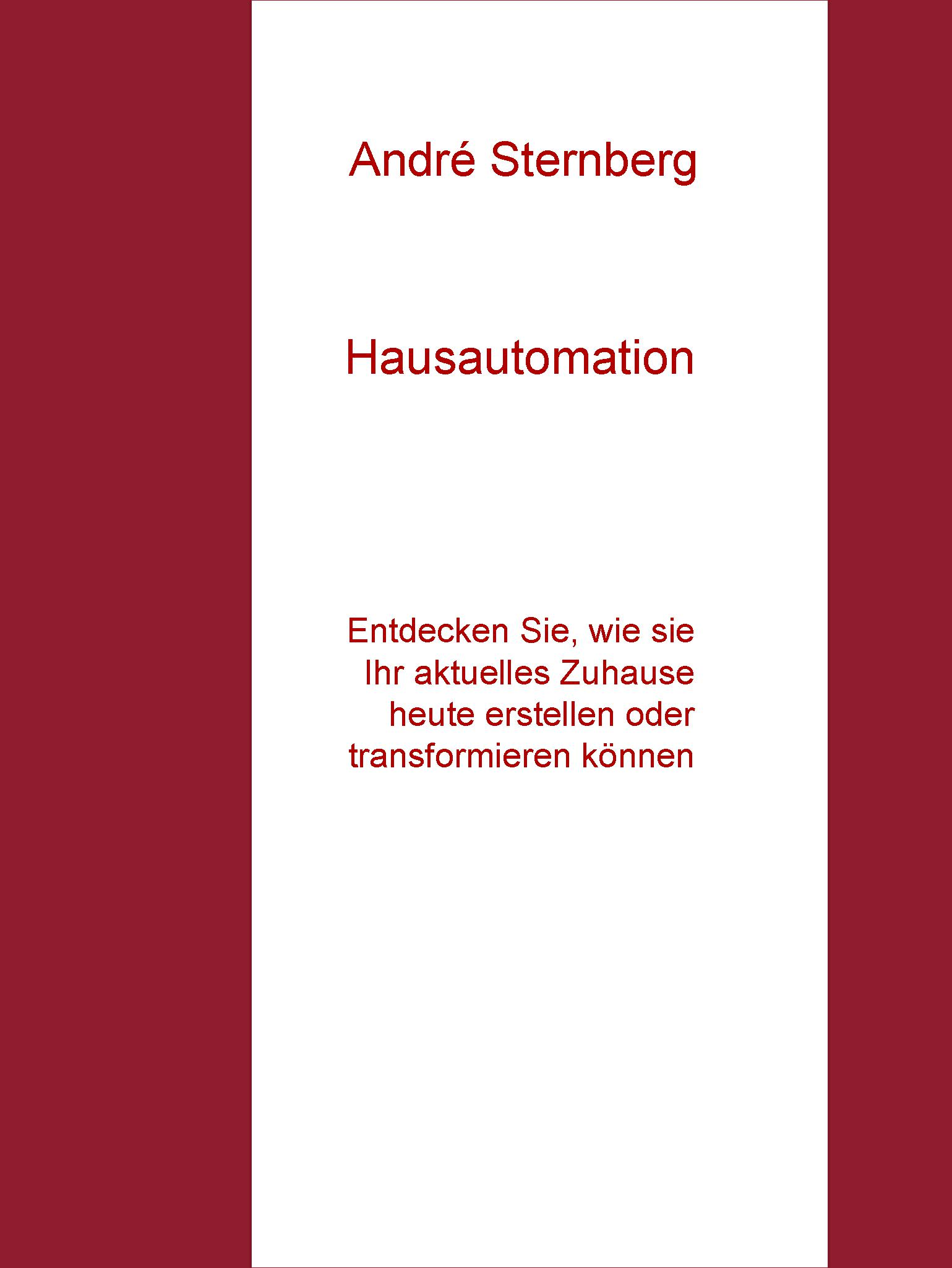 Cover Hausautomation