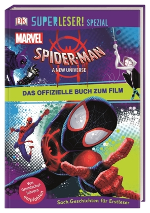 Cover Superleser! Spezial - Marvel Spider-Man A New Universe