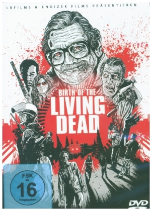 Cover Birth of the Living Dead - Die Dokumentation, 1 DVD