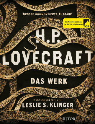 Cover H. P. Lovecraft - Das Werk