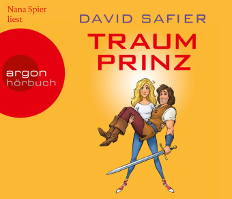 Cover Traumprinz, 6 Audio-CD