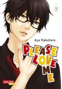 Please Love Me. Bd.5