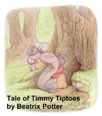 Cover Tale of Timmy Tiptoes