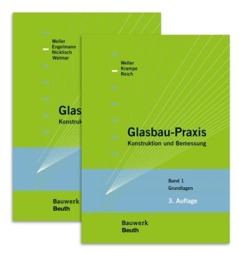 Cover Glasbau-Praxis, 2 Bde.