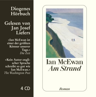 Cover Am Strand, 4 Audio-CDs