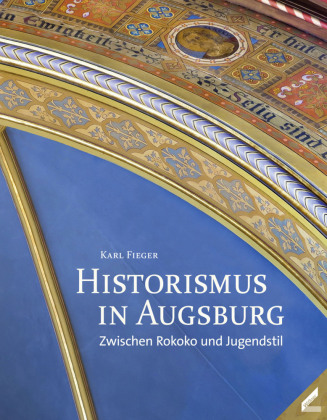 Cover Historismus in Augsburg