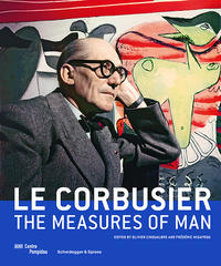 Cover Le Corbusier - The Measures of Man, English Edition