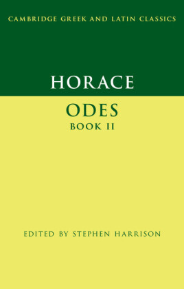 Cover Horace: Odes. Book.2