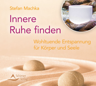 Cover Innere Ruhe finden, 1 Audio-CD