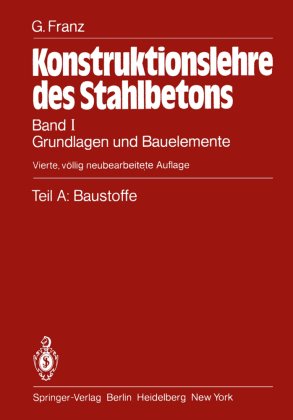 Cover Teil A: Baustoffe